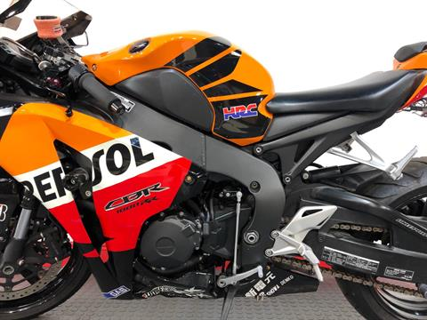 2010 Honda CBR®1000RR in Tampa, Florida - Photo 7
