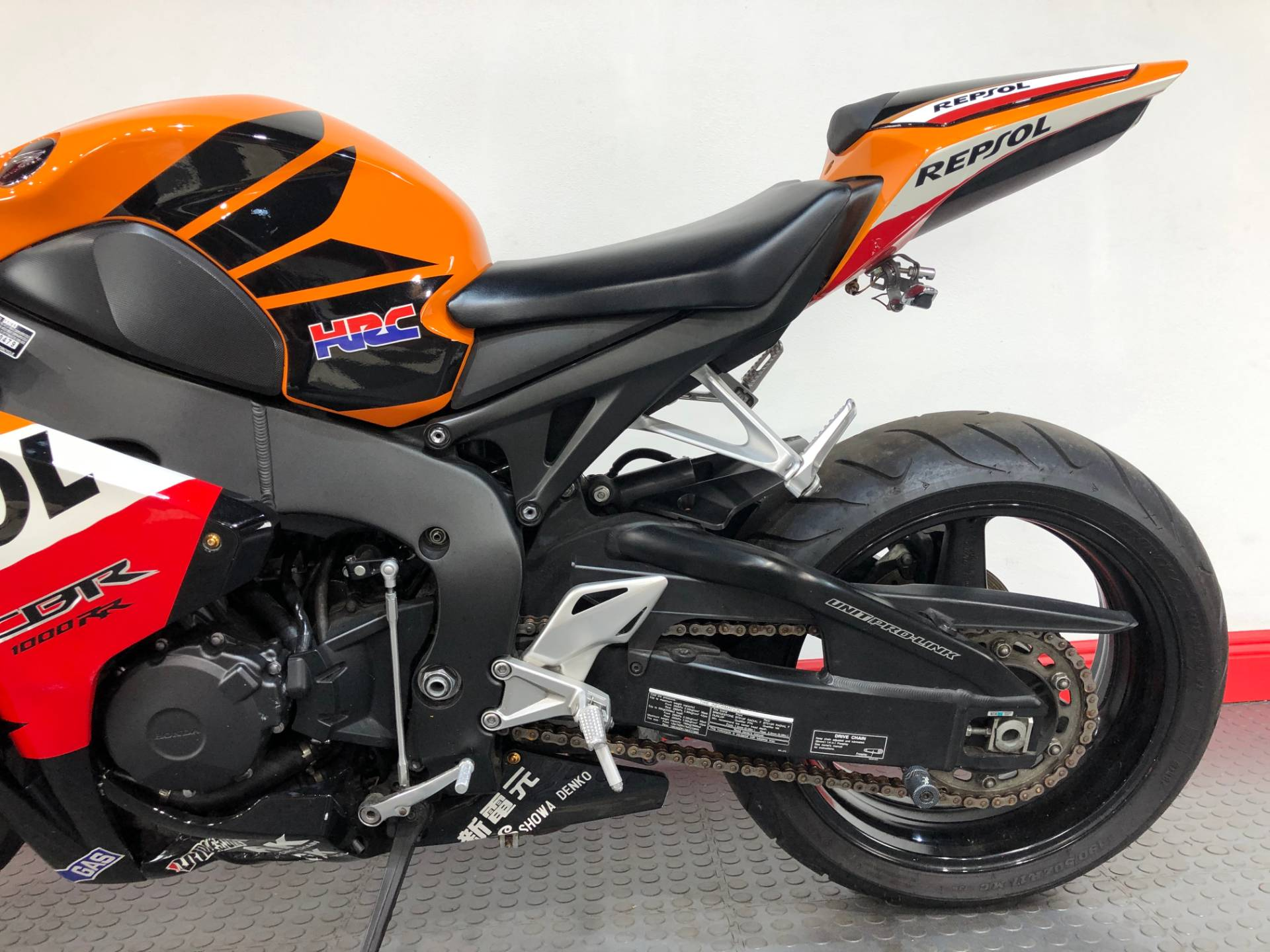 2010 Honda CBR®1000RR in Tampa, Florida - Photo 9