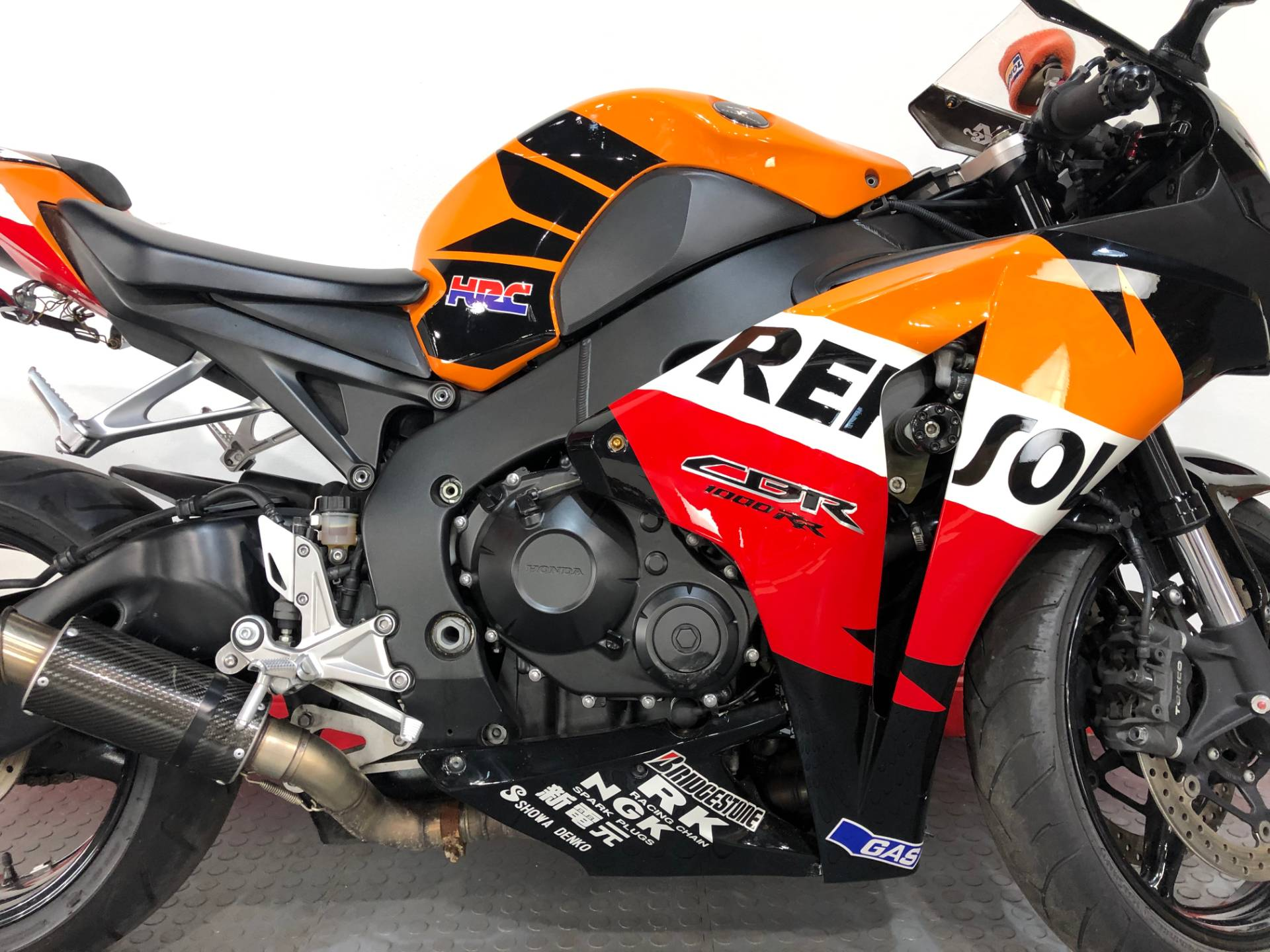 2010 Honda CBR®1000RR in Tampa, Florida - Photo 10