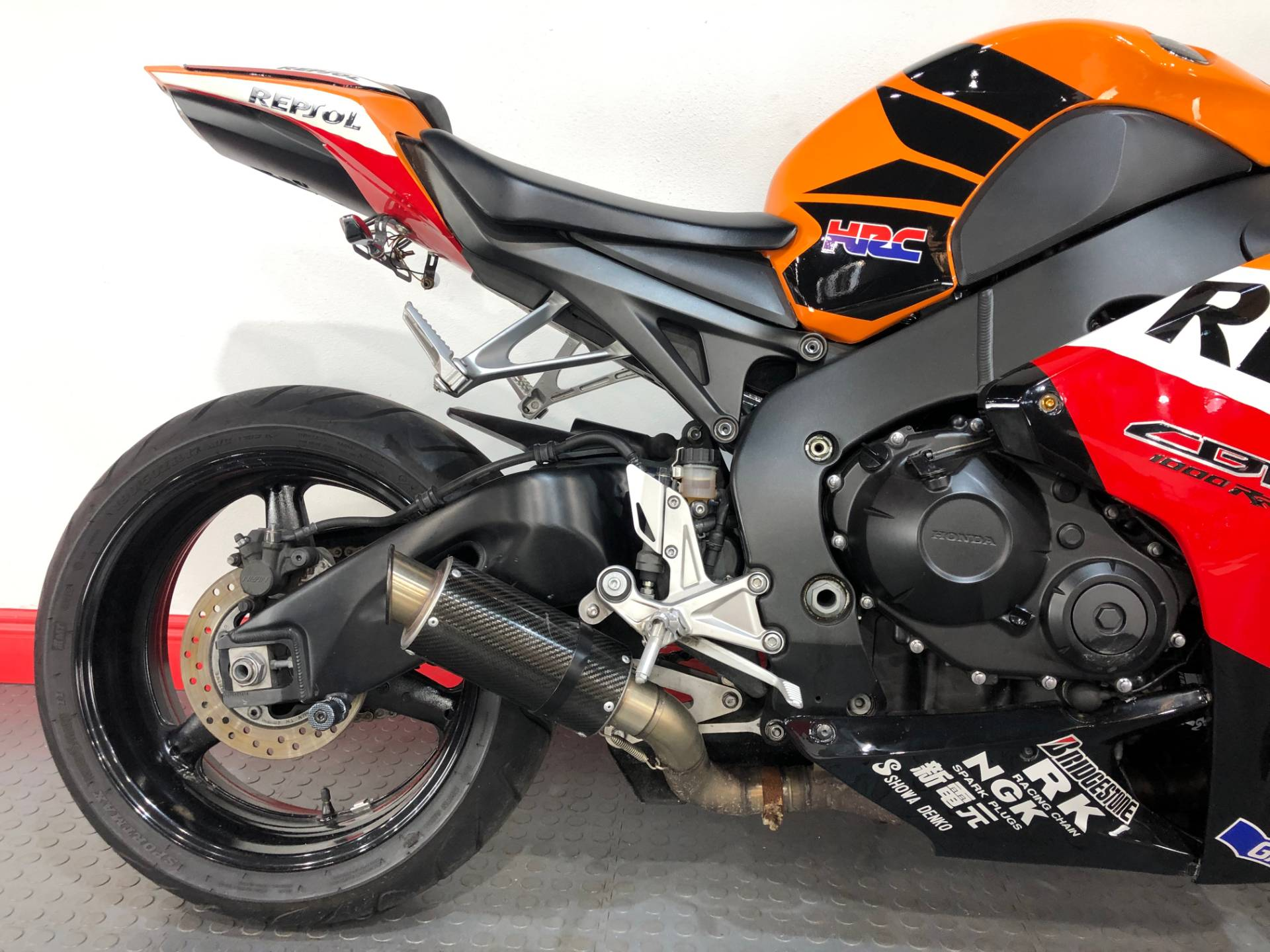 2010 Honda CBR®1000RR in Tampa, Florida - Photo 12