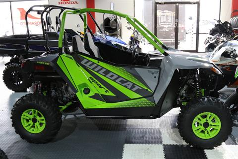 2018 Textron Off Road Wildcat Sport LTD in Tampa, Florida - Photo 2