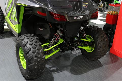 2018 Textron Off Road Wildcat Sport LTD in Tampa, Florida