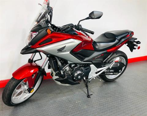 2017 Honda NC700X in Tampa, Florida - Photo 11