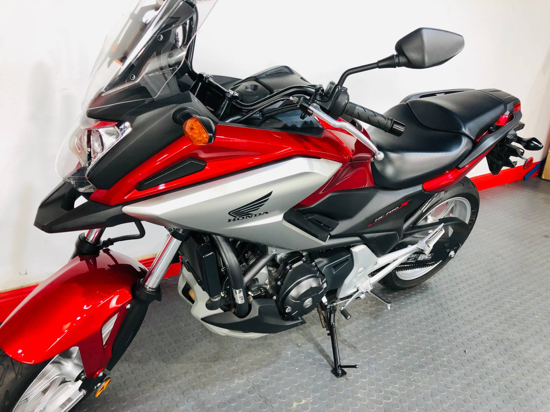 2017 Honda NC700X in Tampa, Florida - Photo 13