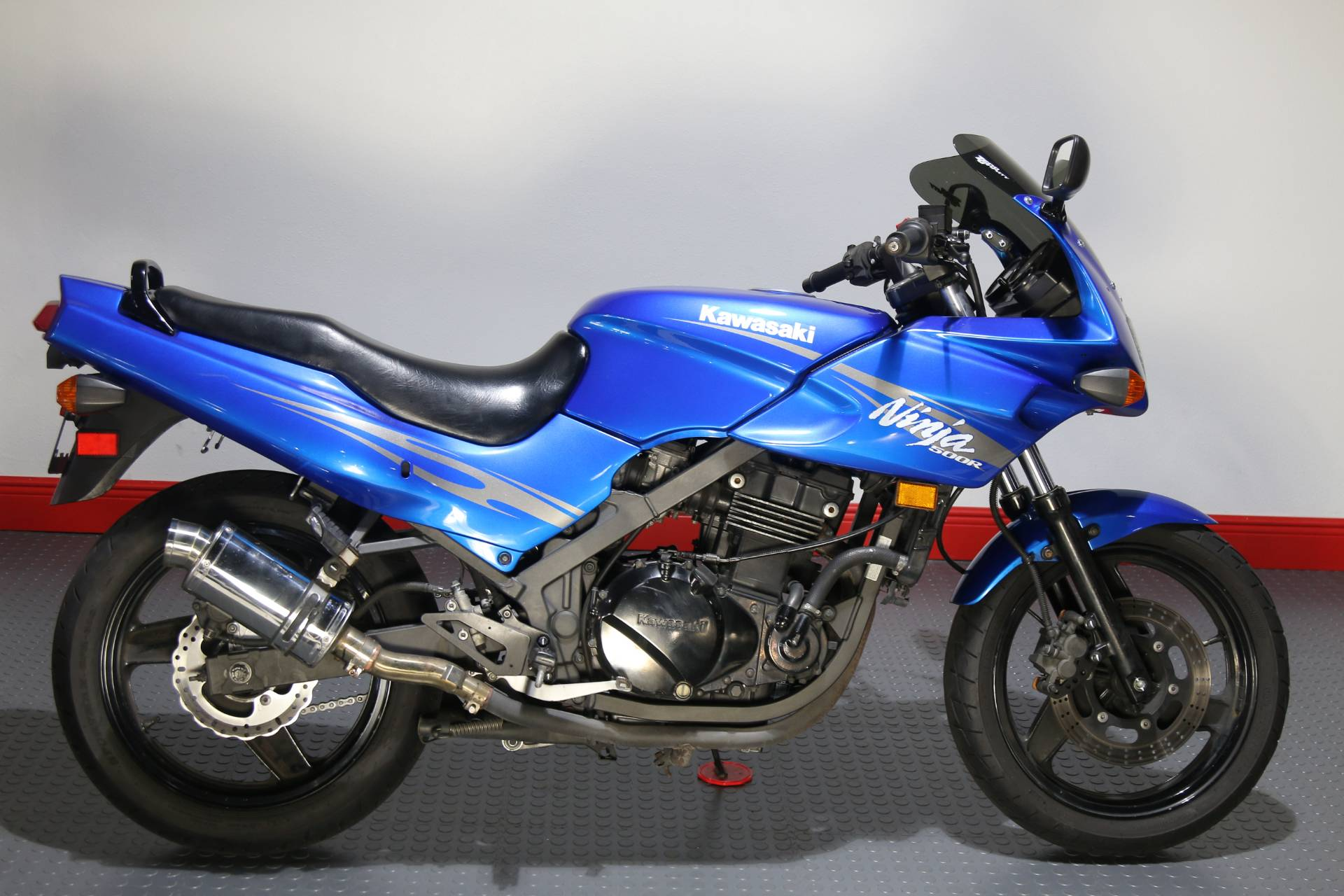 used 2009 kawasaki ninja® 500r motorcycles in pinellas park, fl