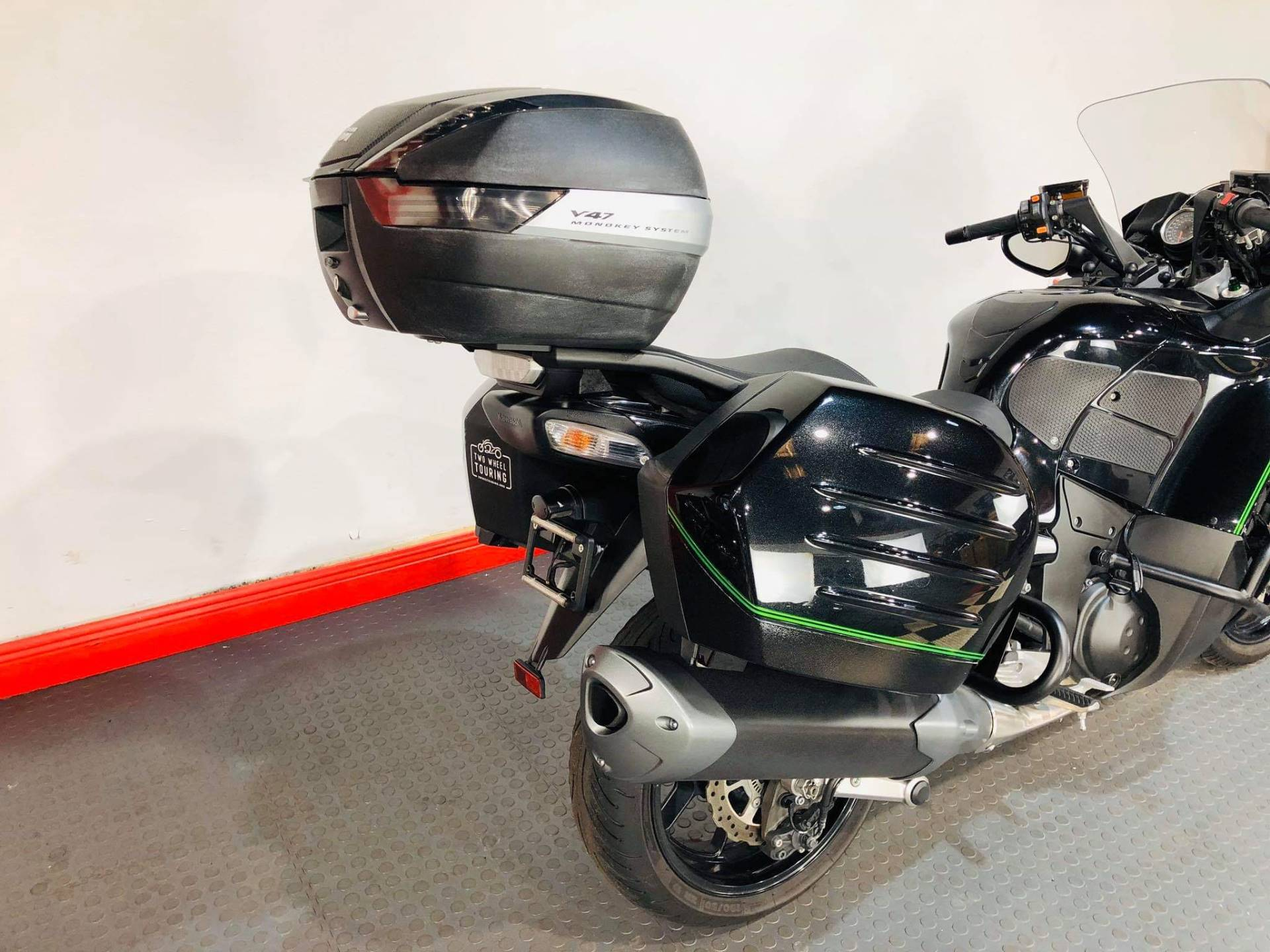 2016 Kawasaki Concours 14 ABS in Tampa, Florida - Photo 13