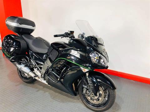 2016 Kawasaki Concours 14 ABS in Tampa, Florida - Photo 10