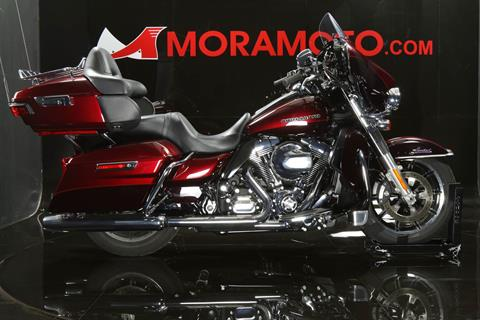 2015 Harley-Davidson Ultra Limited Low in Pinellas Park, Florida