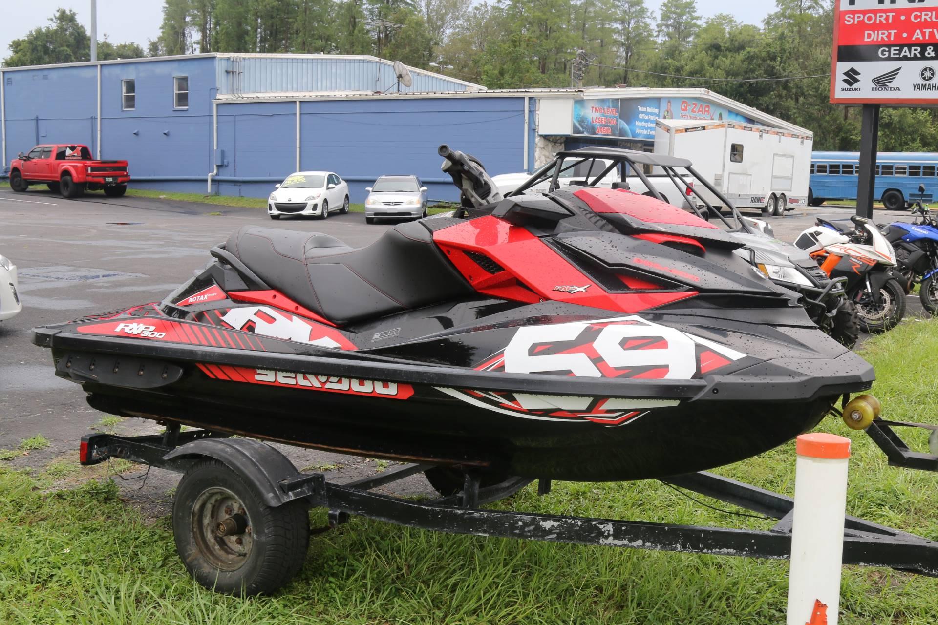 2014 Sea-Doo RXP®-X® 260 in Tampa, Florida
