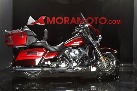 2012 Harley-Davidson Electra Glide® Ultra Limited in Pinellas Park, Florida