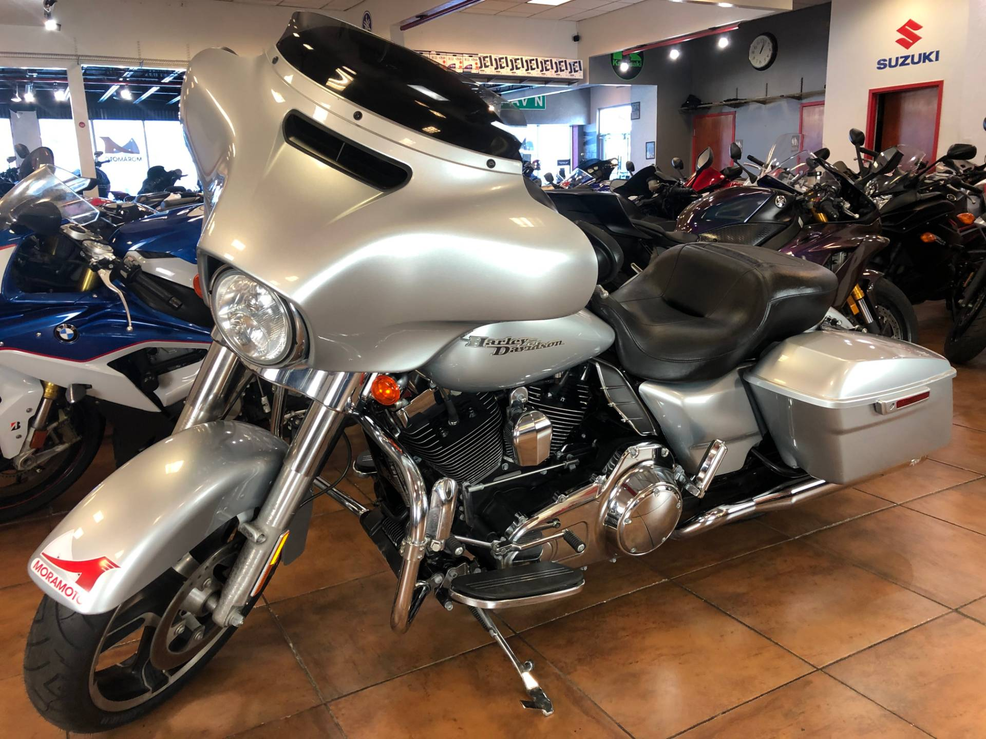 2014 Harley-Davidson Street Glide® in Pinellas Park, Florida - Photo 11
