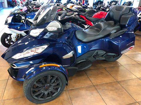 2016 Can-Am Spyder RT-S SE6 in Pinellas Park, Florida - Photo 12