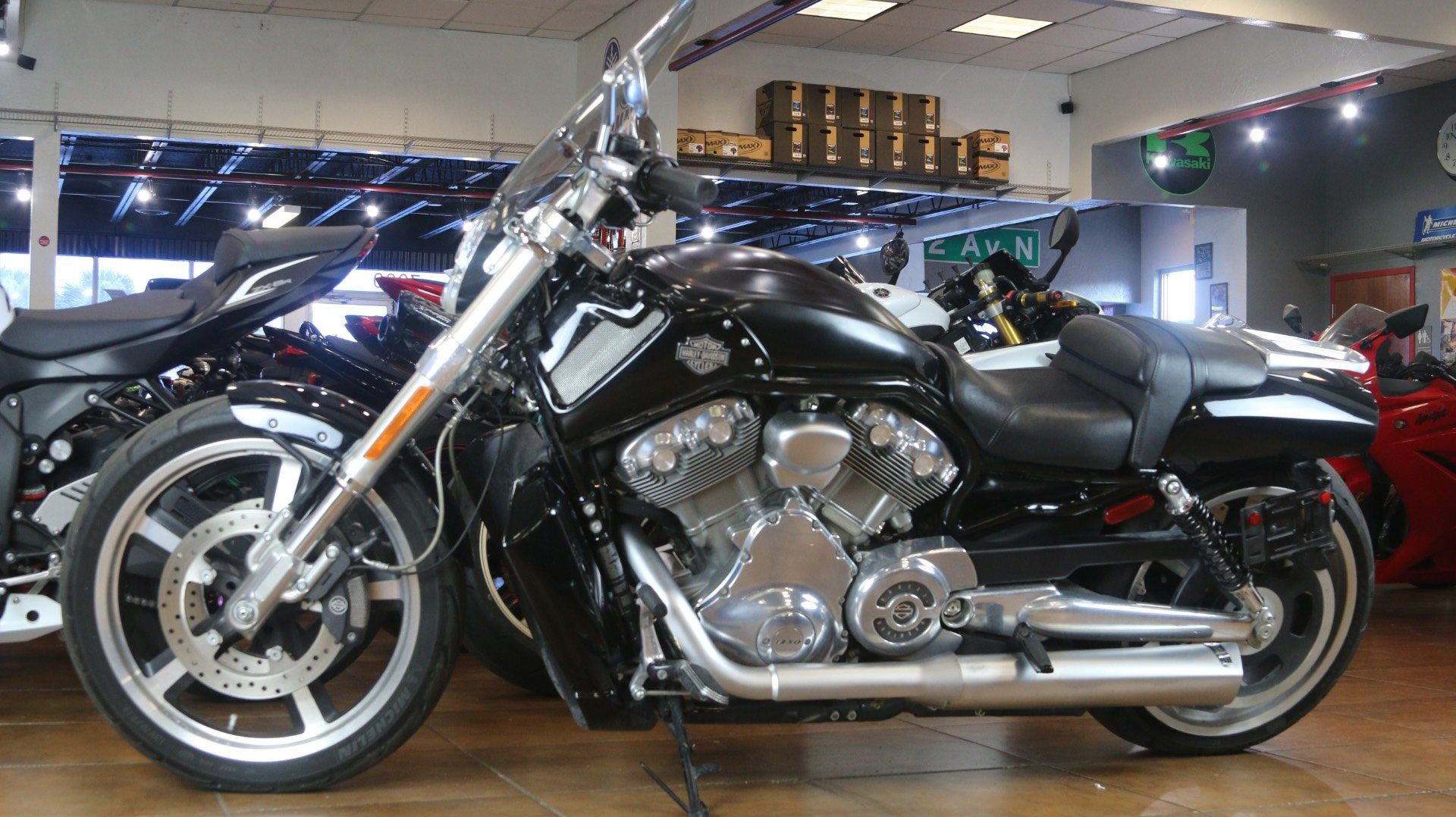 2015 Harley-Davidson V-Rod Muscle® in Pinellas Park, Florida - Photo 11