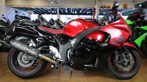 2014 Suzuki Hayabusa 50th Anniversary Edition in Pinellas Park, Florida - Photo 1