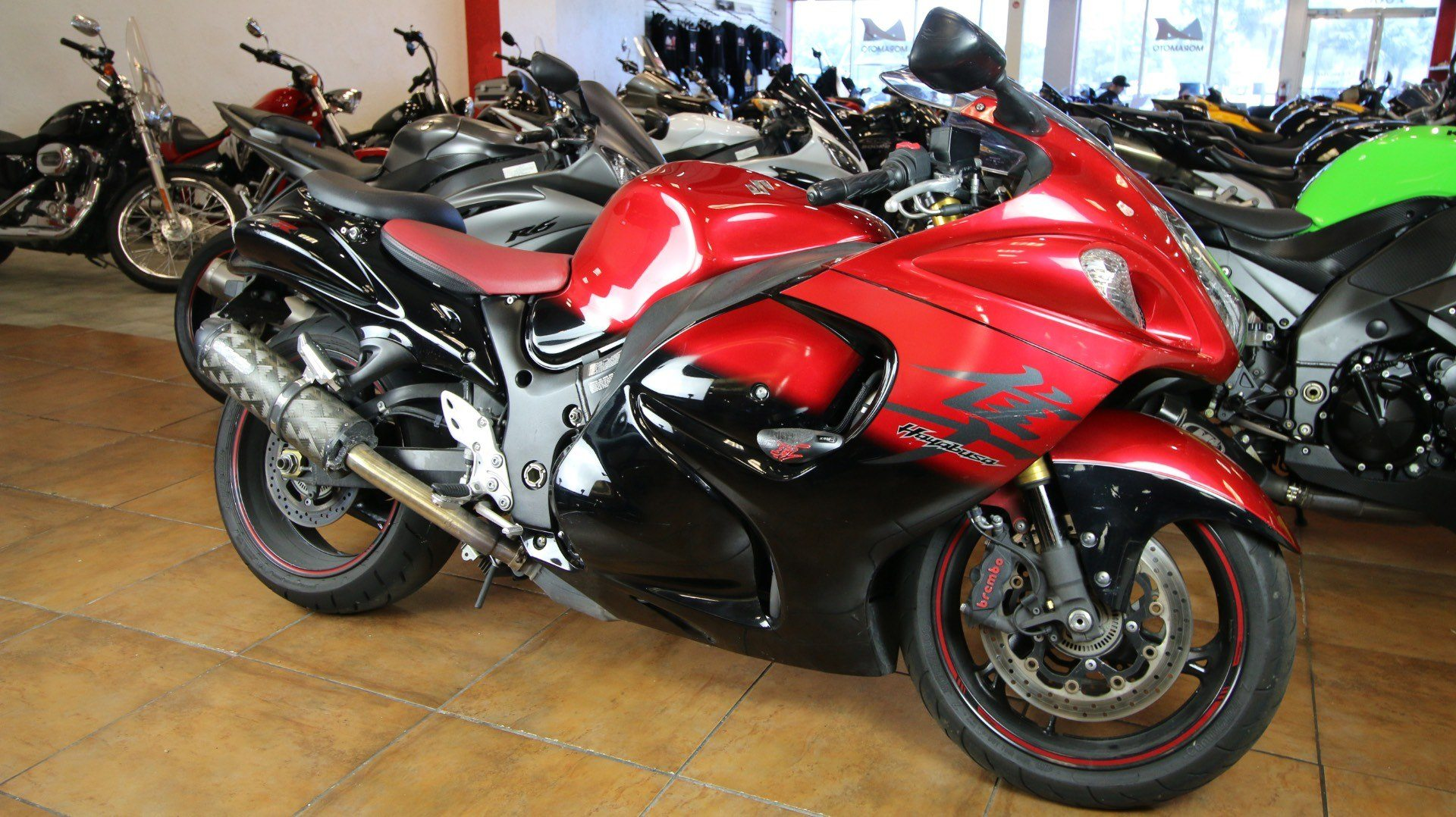 2014 Suzuki Hayabusa 50th Anniversary Edition in Pinellas Park, Florida - Photo 2
