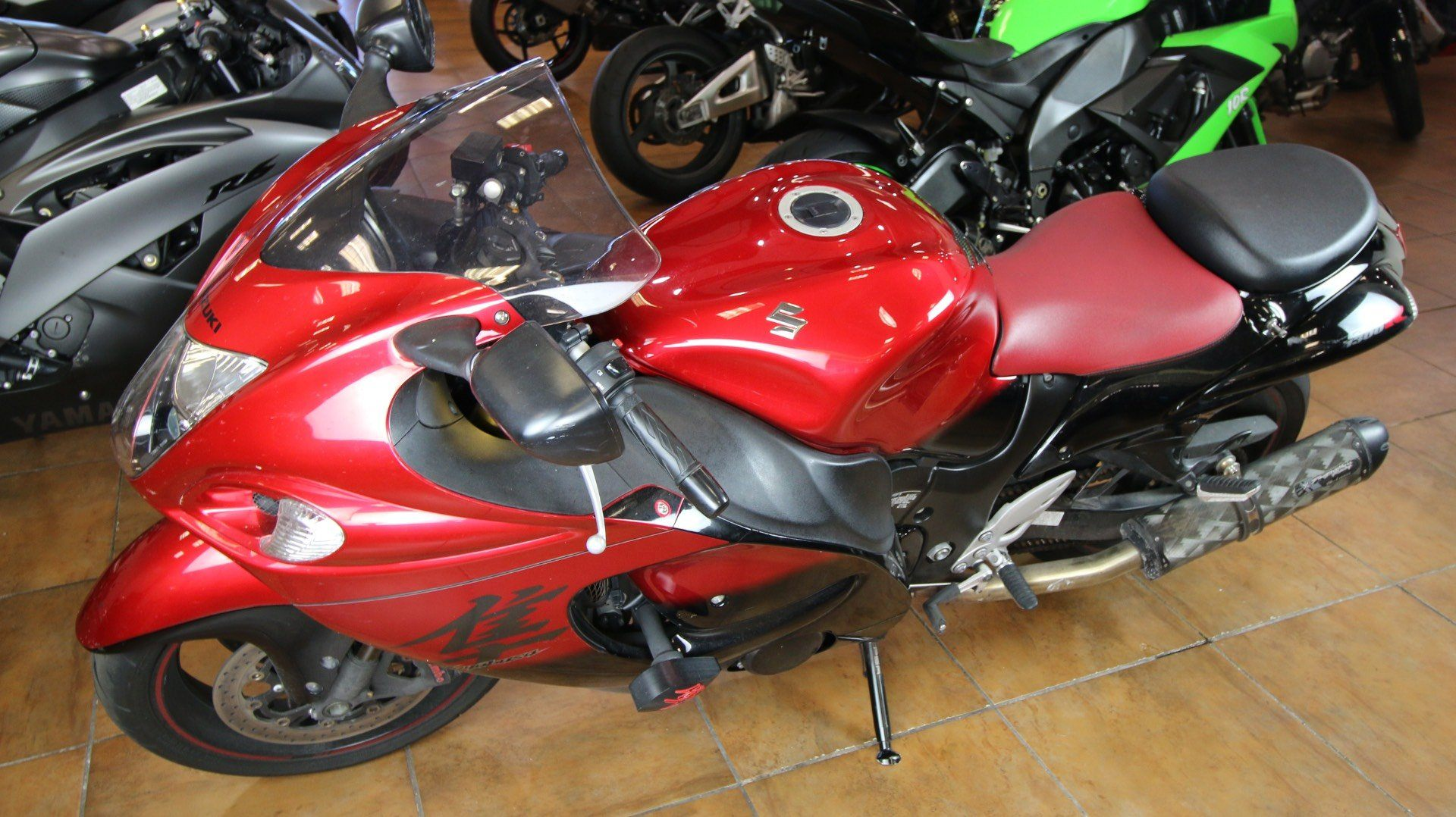 2014 Suzuki Hayabusa 50th Anniversary Edition in Pinellas Park, Florida - Photo 12