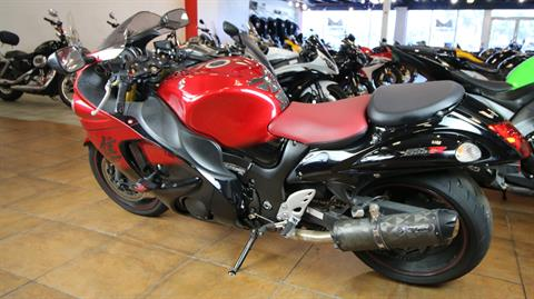 2014 Suzuki Hayabusa 50th Anniversary Edition in Pinellas Park, Florida - Photo 13