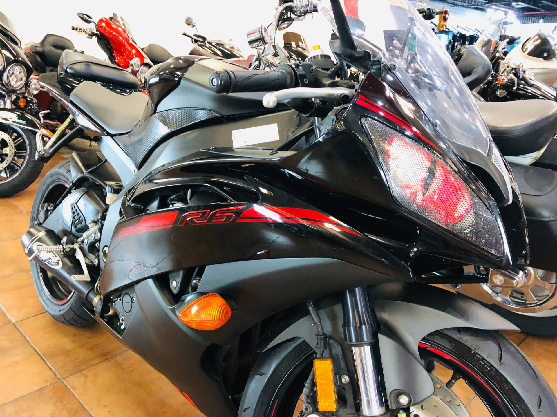 2015 Yamaha YZF-R6 in Pinellas Park, Florida - Photo 5