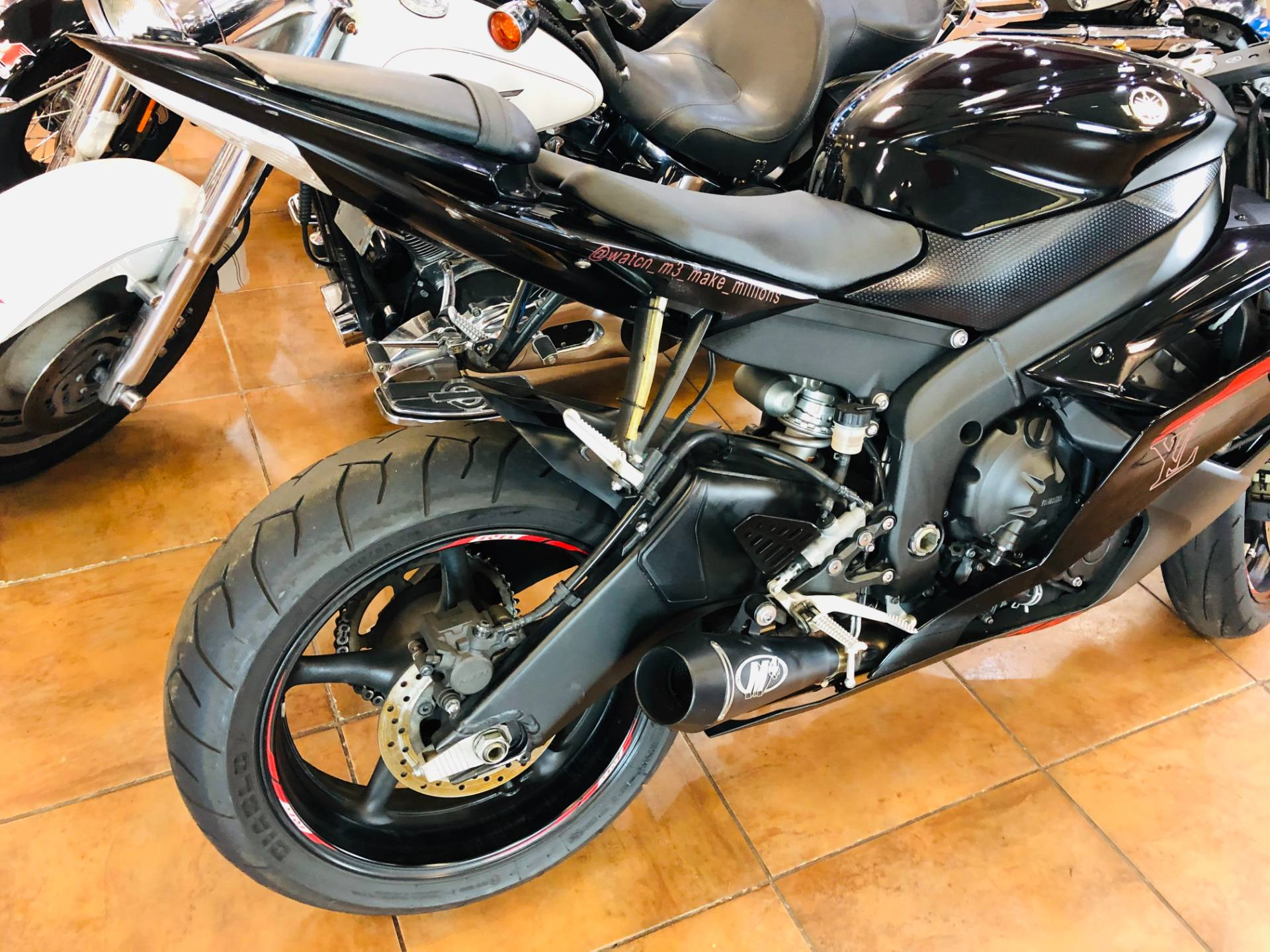 2015 Yamaha YZF-R6 in Pinellas Park, Florida - Photo 7