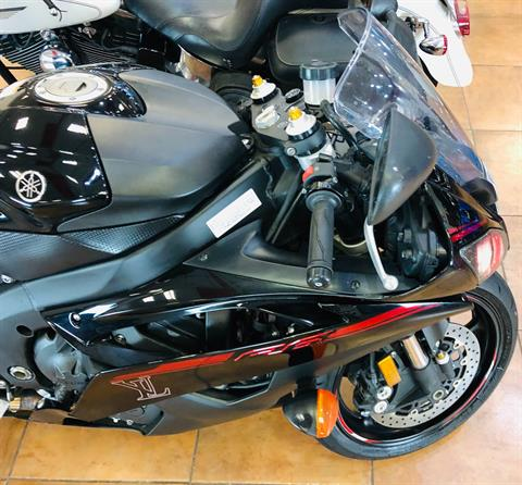 2015 Yamaha YZF-R6 in Pinellas Park, Florida - Photo 8