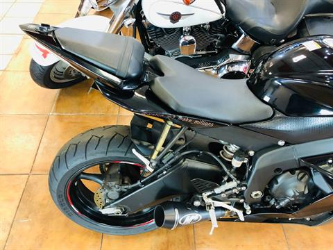 2015 Yamaha YZF-R6 in Pinellas Park, Florida - Photo 10
