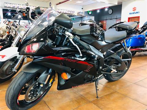 2015 Yamaha YZF-R6 in Pinellas Park, Florida - Photo 11