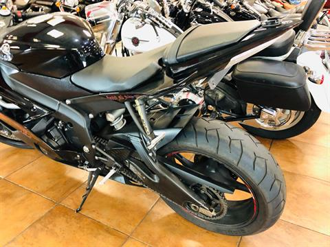 2015 Yamaha YZF-R6 in Pinellas Park, Florida - Photo 15
