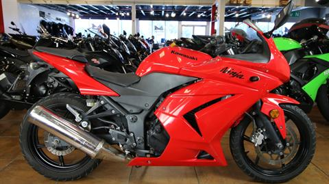 2008 Kawasaki Ninja® 250R in Pinellas Park, Florida - Photo 1