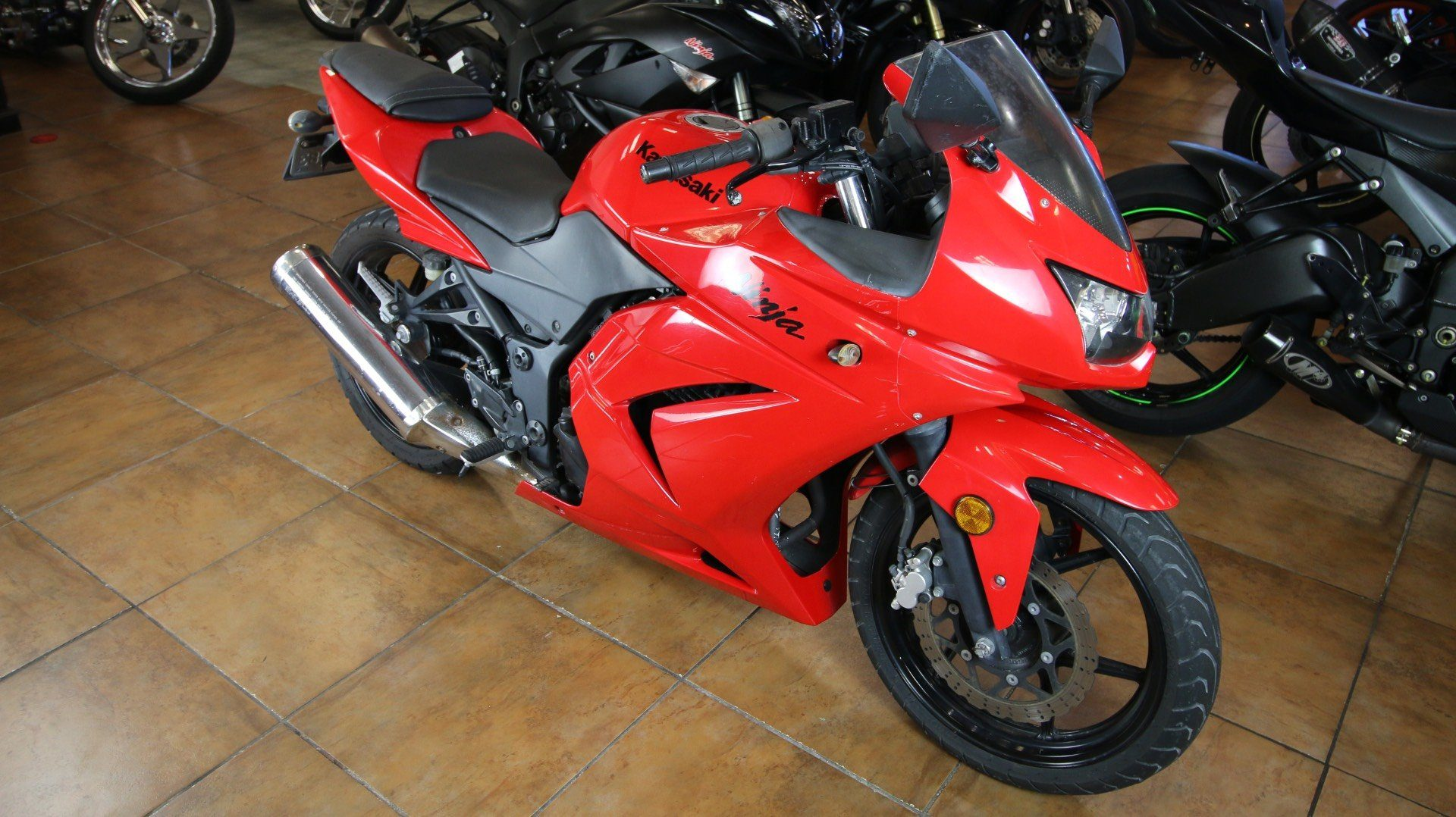 2008 Kawasaki Ninja® 250R in Pinellas Park, Florida - Photo 2