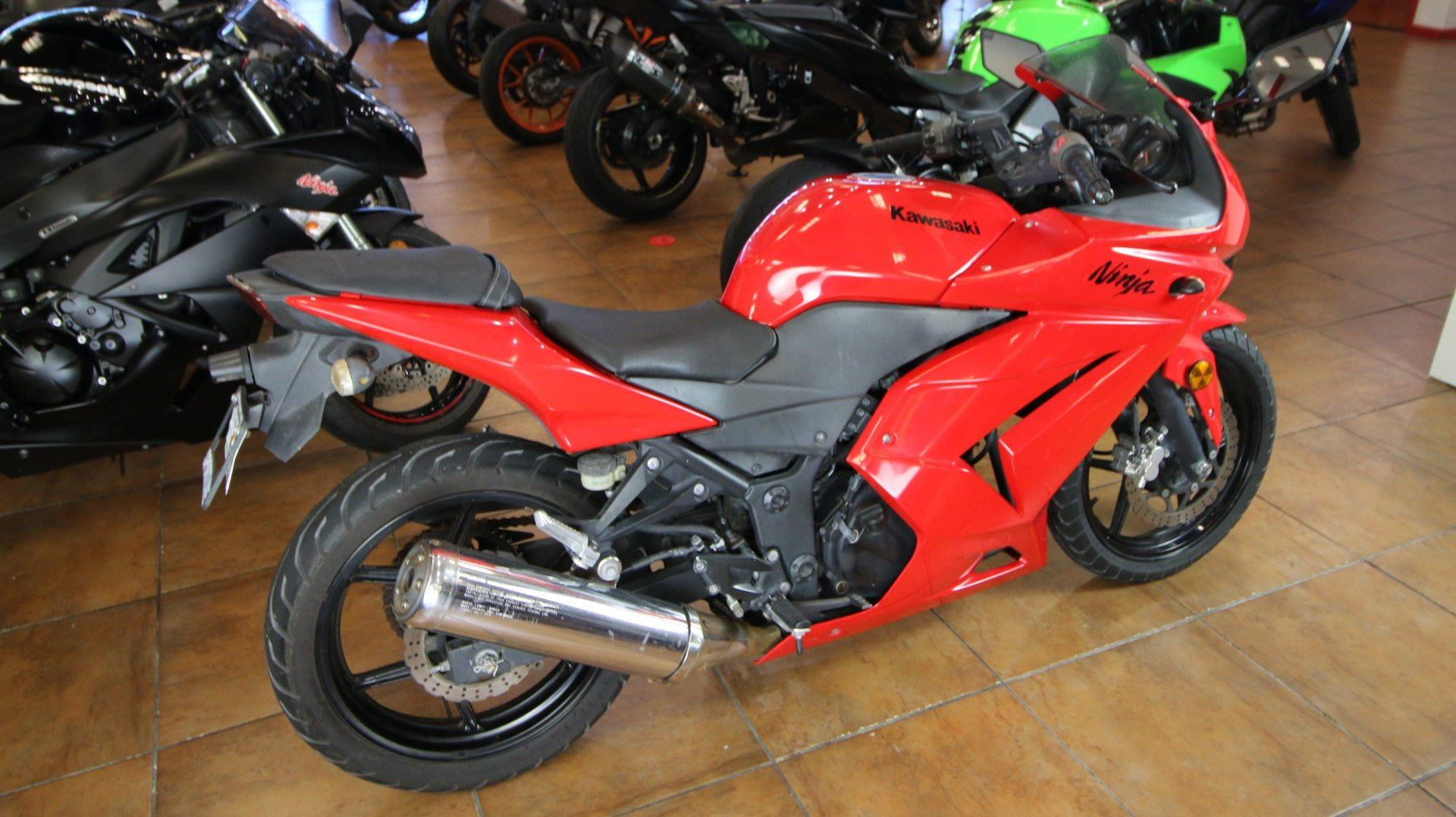 2008 Kawasaki Ninja® 250R in Pinellas Park, Florida - Photo 3