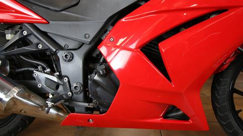 2008 Kawasaki Ninja® 250R in Pinellas Park, Florida - Photo 5