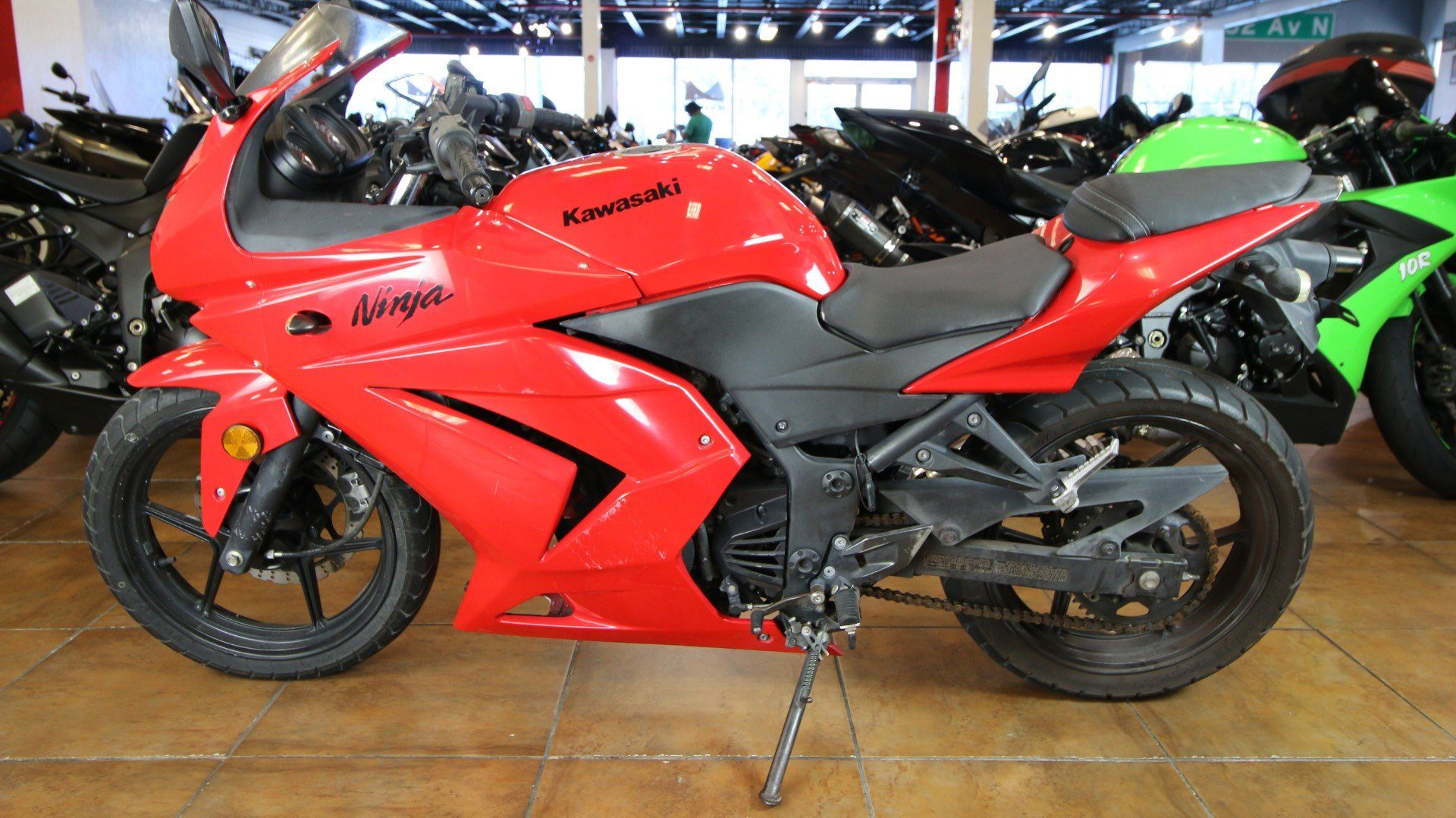 2008 Kawasaki Ninja® 250R in Pinellas Park, Florida - Photo 11