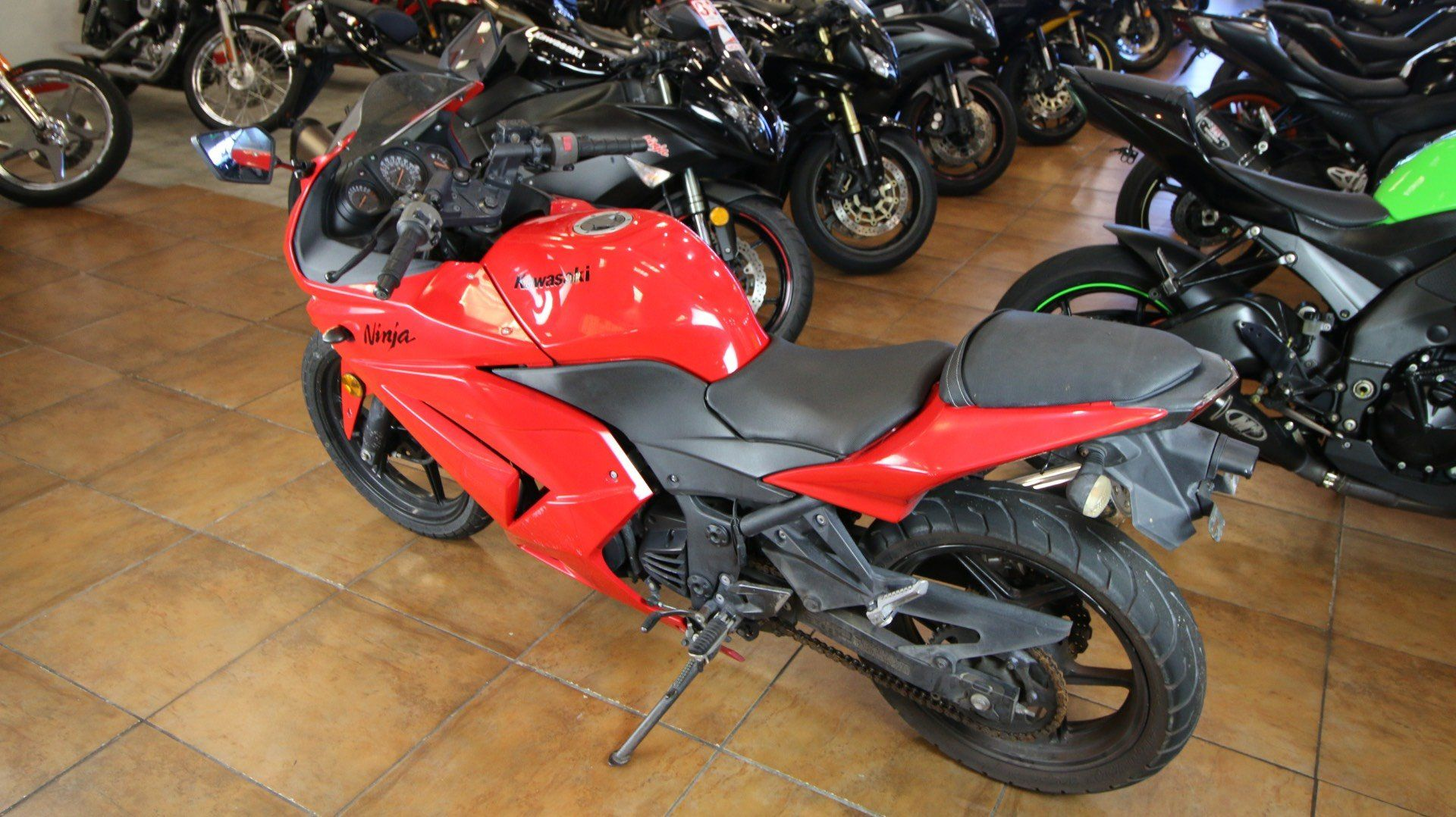 2008 Kawasaki Ninja® 250R in Pinellas Park, Florida - Photo 13