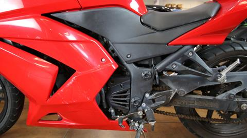 2008 Kawasaki Ninja® 250R in Pinellas Park, Florida - Photo 15