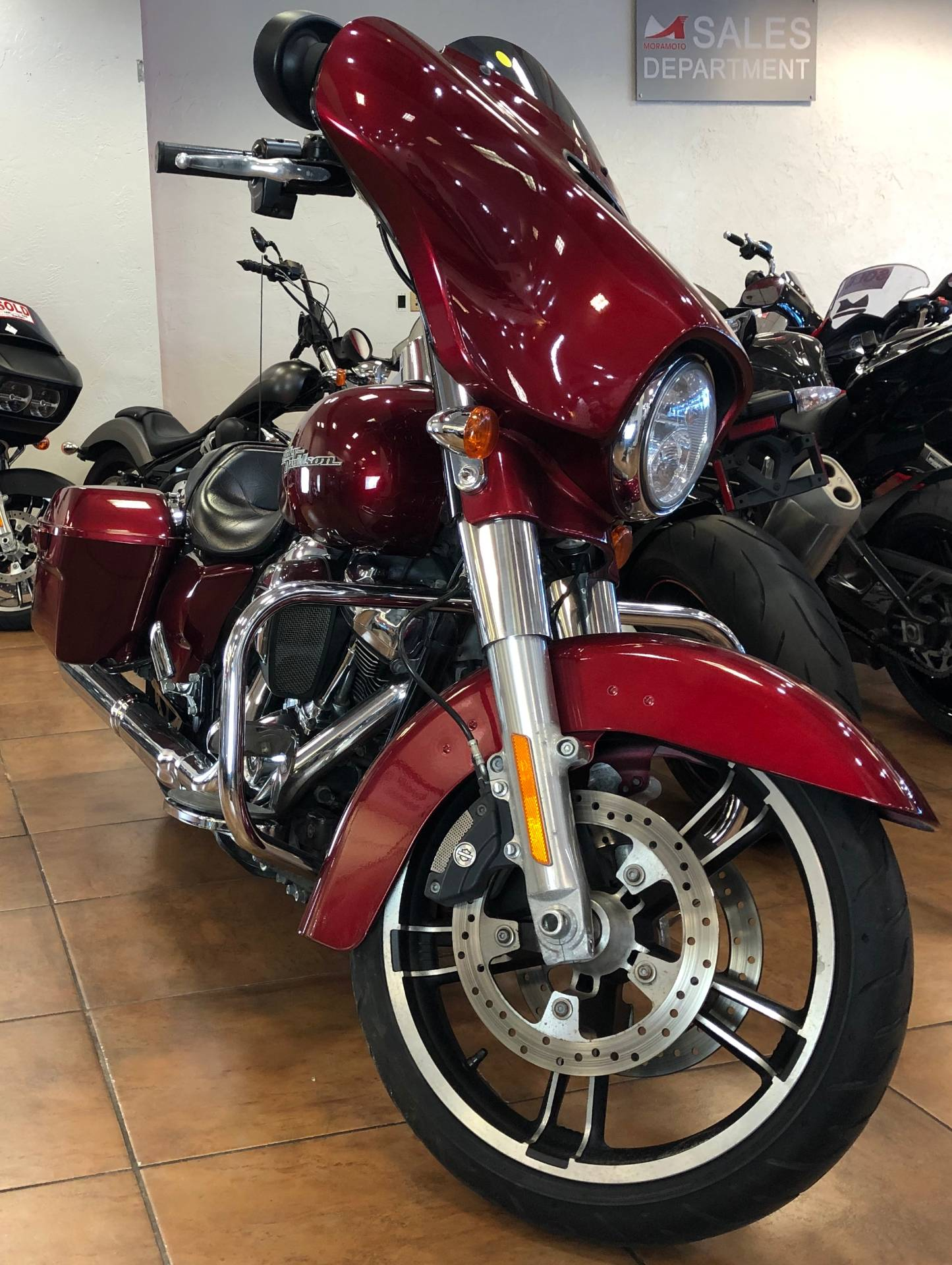 2017 Harley-Davidson Street Glide® Special in Pinellas Park, Florida - Photo 17