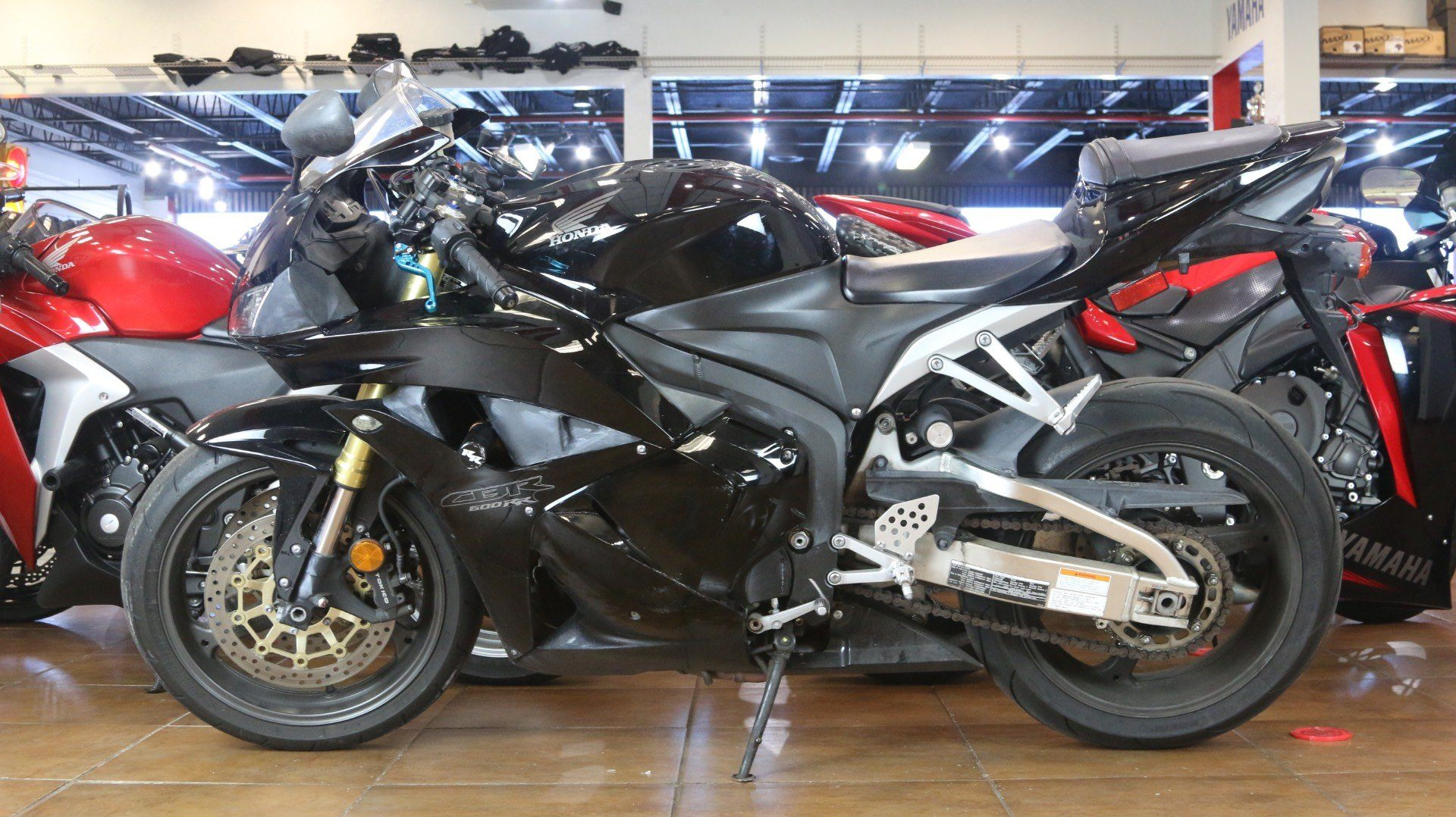 2012 Honda CBR®600RR ABS in Pinellas Park, Florida - Photo 10