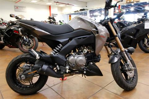 2017 Kawasaki Z125 Pro in Pinellas Park, Florida