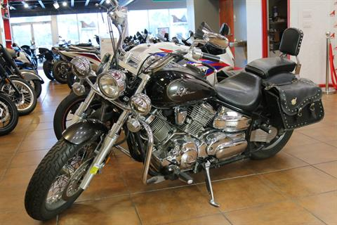 2003 Yamaha V Star 1100 in Pinellas Park, Florida - Photo 6