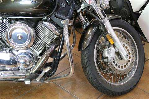2003 Yamaha V Star 1100 in Pinellas Park, Florida - Photo 9