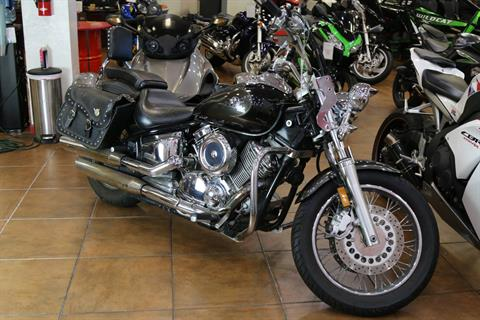2003 Yamaha V Star 1100 in Pinellas Park, Florida - Photo 11