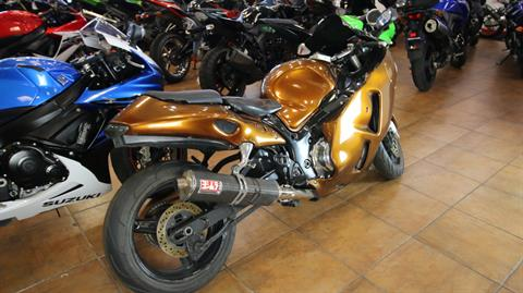 2002 Suzuki Hayabusa™ 1300 in Pinellas Park, Florida - Photo 3
