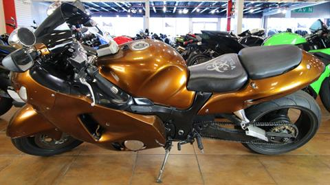 2002 Suzuki Hayabusa™ 1300 in Pinellas Park, Florida - Photo 10