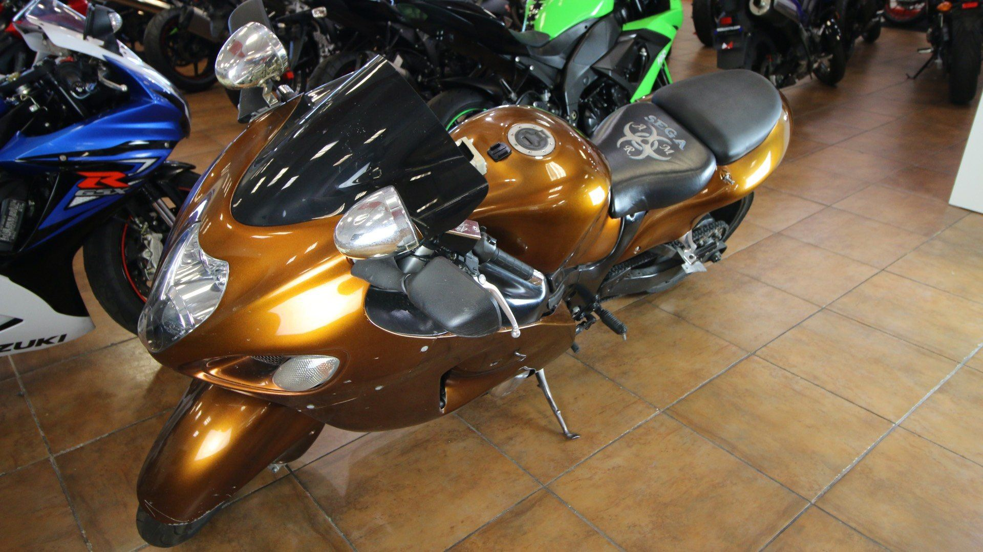 2002 Suzuki Hayabusa™ 1300 in Pinellas Park, Florida - Photo 11
