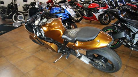 2002 Suzuki Hayabusa™ 1300 in Pinellas Park, Florida - Photo 12
