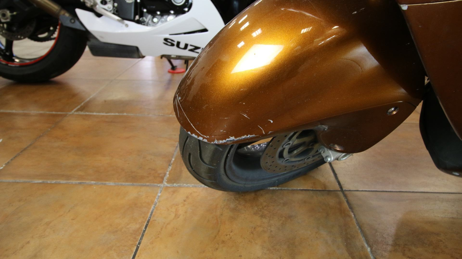2002 Suzuki Hayabusa™ 1300 in Pinellas Park, Florida - Photo 17