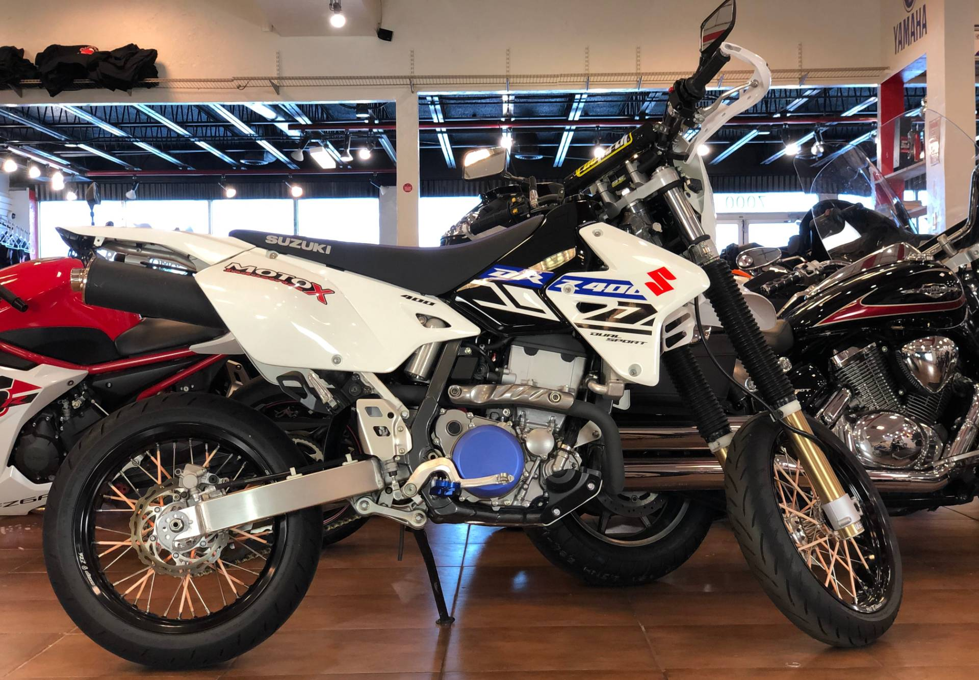 2019 Suzuki DR-Z400S in Pinellas Park, Florida - Photo 1