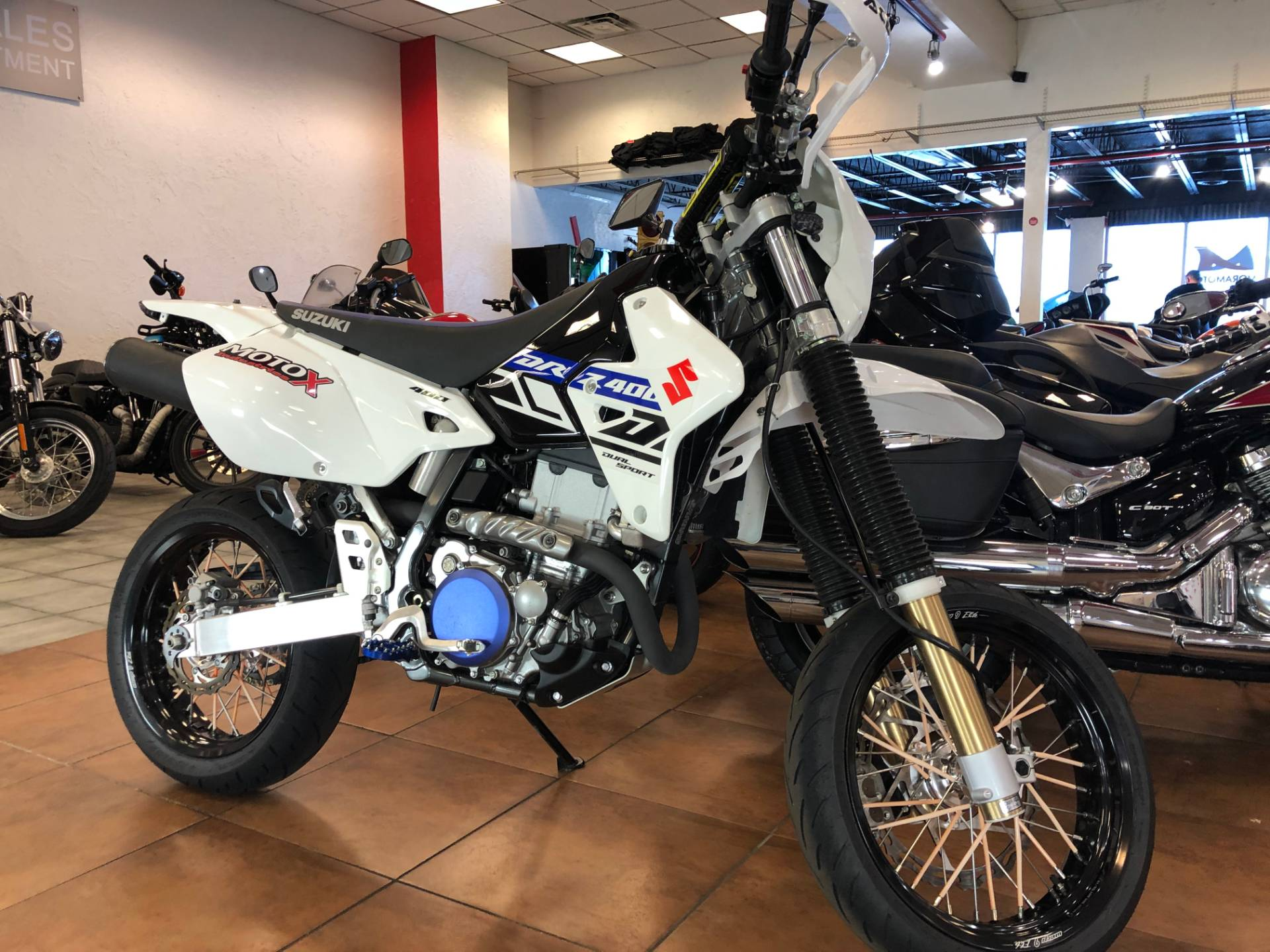 2019 Suzuki DR-Z400S in Pinellas Park, Florida - Photo 3