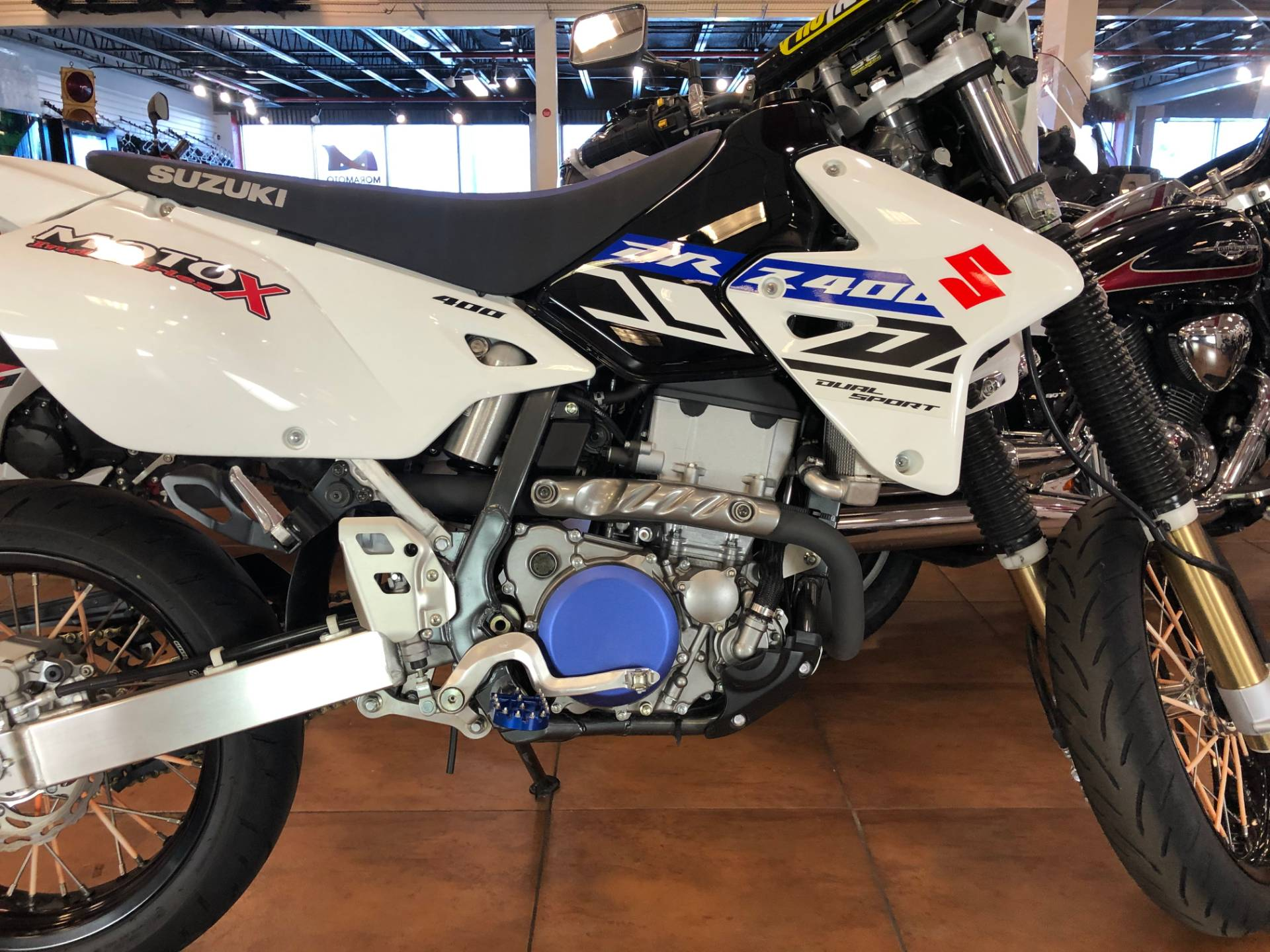 2019 Suzuki DR-Z400SM in Pinellas Park, Florida - Photo 6