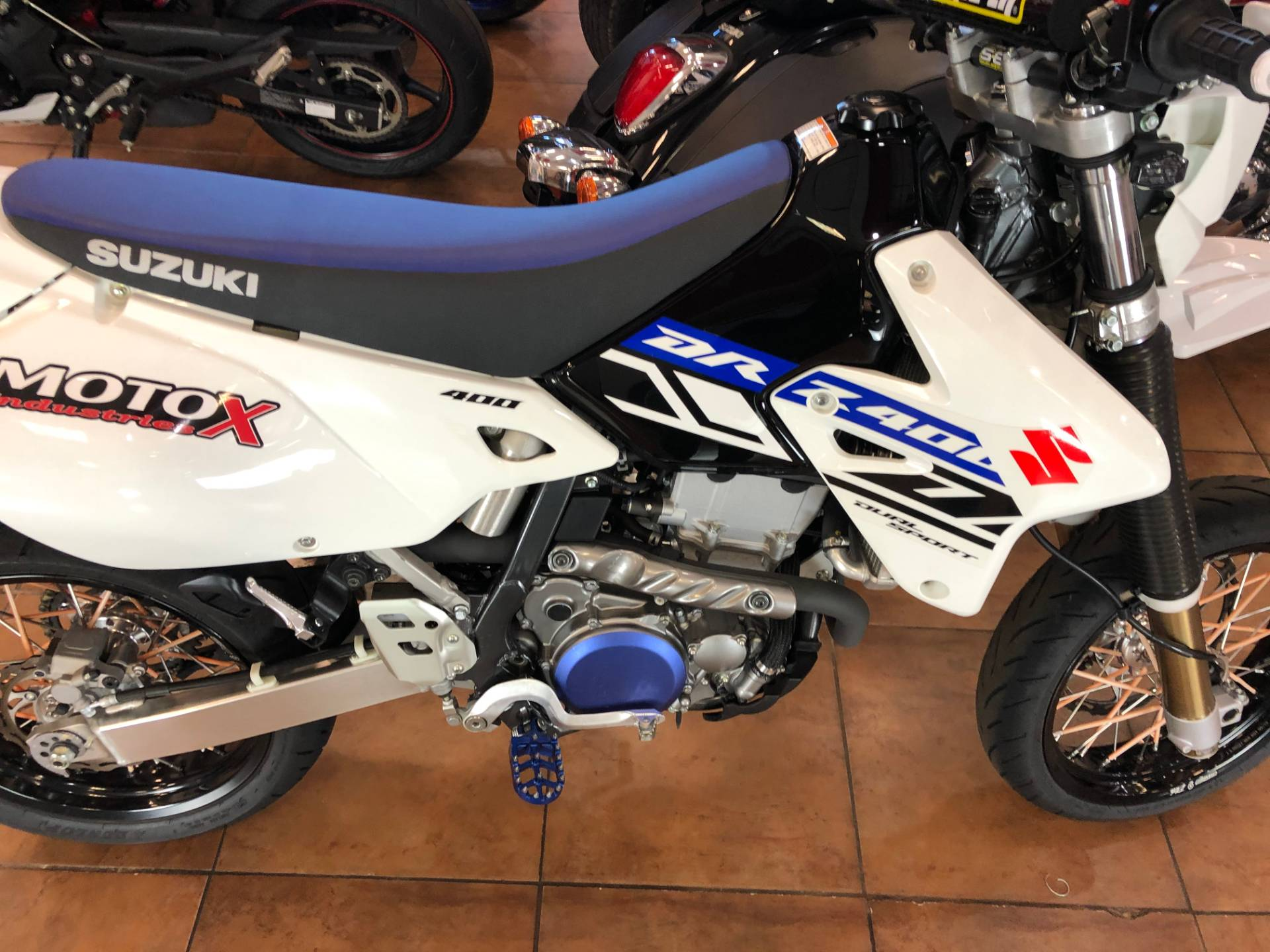 2019 Suzuki DR-Z400S in Pinellas Park, Florida - Photo 9