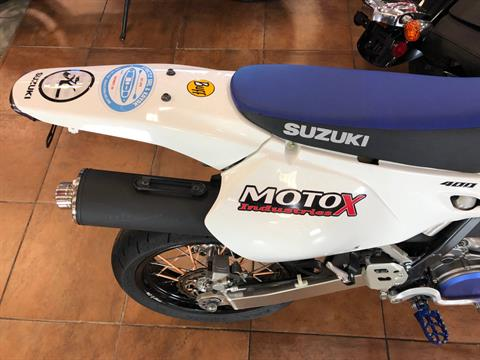2019 Suzuki DR-Z400S in Pinellas Park, Florida - Photo 10